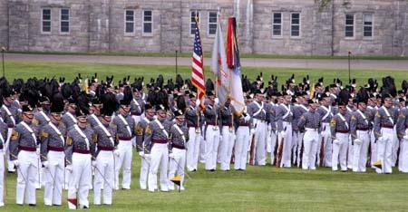 στρατιωτική ακαδημία west point ΗΠΑ