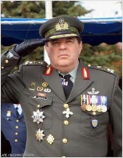 Φραγκούλης Φράγκος, Αρχηγός ΓΕΣ