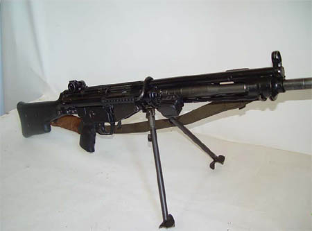 HK11, Οπλοπολυβόλο ΗΚ11