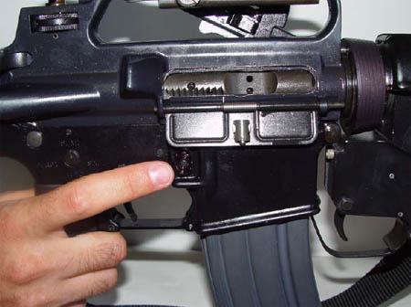 M16 assault rifle Μ16 τυφέκιο εφόδου μάχης