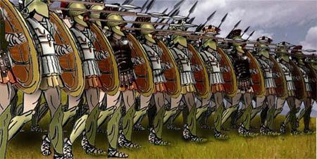 diaforetiko.gr : marathon battle Τα 5 ανεξήγητα φαινόμενα της μάχης του Μαραθώνα!