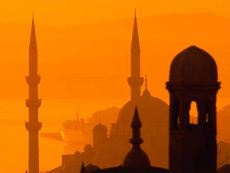 Το Ισλαμικό Τέμενος στο Βοτανικό