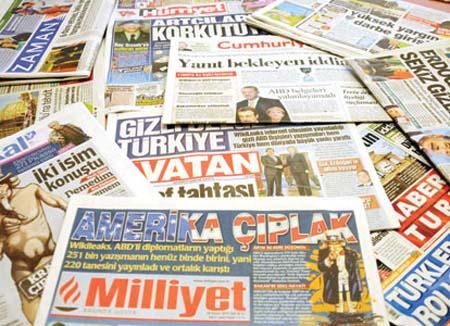 τουρκικές εφημερίδες τουρκικά νέα ειδήσεις