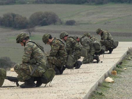 αύξηση θητείας, στρατιωτική θητεία, απαλλαγή θητείας, ΕΣΣΟ