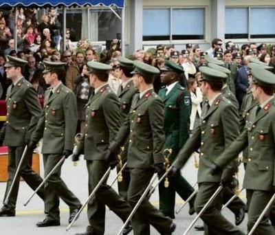 parade military