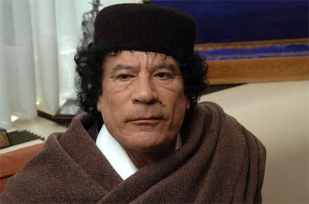 Ο ρόλος του ΝΑΤΟ στο Λιβύη του Μουαμάρ Καντάφι