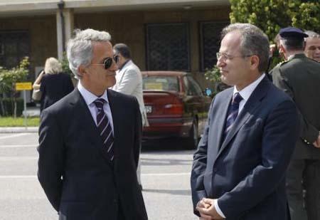Πάνος Μπεγλίτης, Κώστας Σπηλιόπουλος