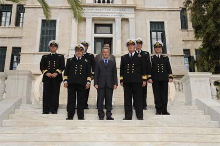 Κώστας Σπηλιόπουλος Σχολή Ναυτικών Δοκίμων