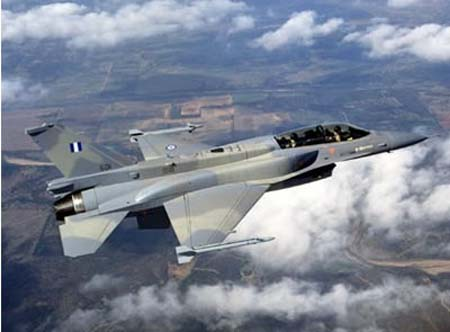 Πολεμική Αεροπορία Σμηναγός Κυριάκος Κουρούσης