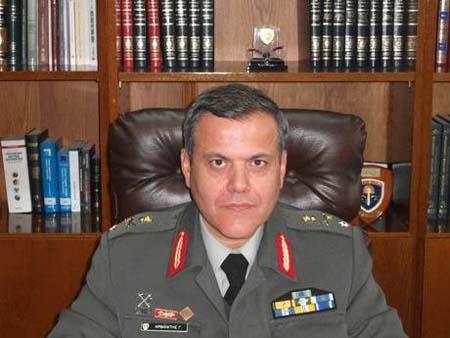 Γεώργιος Αρβανίτης Διοικητής ΣΣΕ