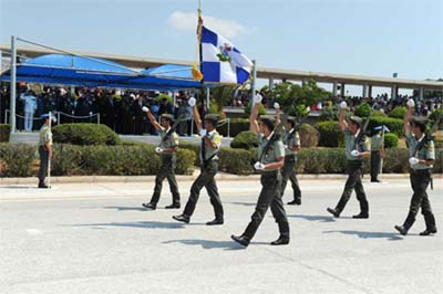 Hellenic Army Academy No Junta Supporters Here