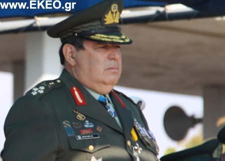 Φραγκούλης Φράγκος Στρατηγός ΕΚΕΟ