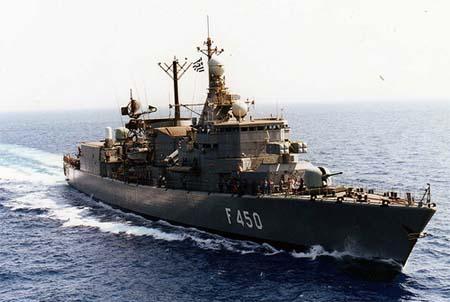 Φρεγάτα Έλλη Πολεμικό Ναυτικό