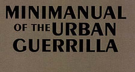 Αντάρτικο Πόλεων Urban Guerrilla Εγχειρίδιο