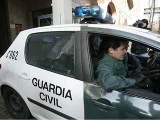 Ελληνική Πολιτοφυλακή Περιπολικό Hellenic Civil Guard