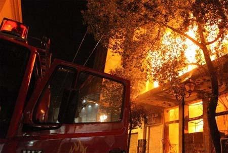 καταστροφές Αθήνα βανδαλισμοί Μνημόνιο